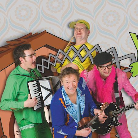 Zappalotti Festival Würzburg Varieté Kindertheater